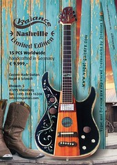 VOGEL Balance Nashville Limited Edition by Vogel Guitar Concepts