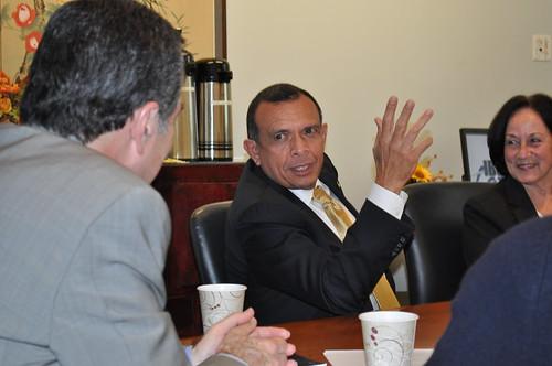 Honduran President Lobo
