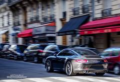 DAT ASS ! Porsche 911 991