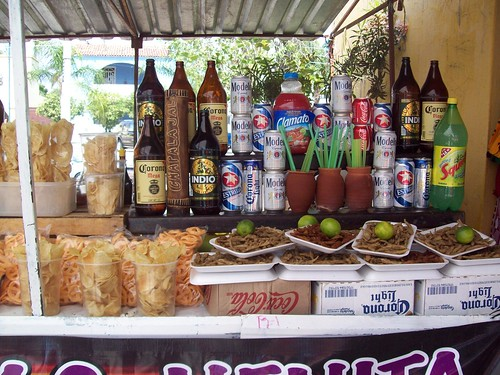 snack and drink vendor