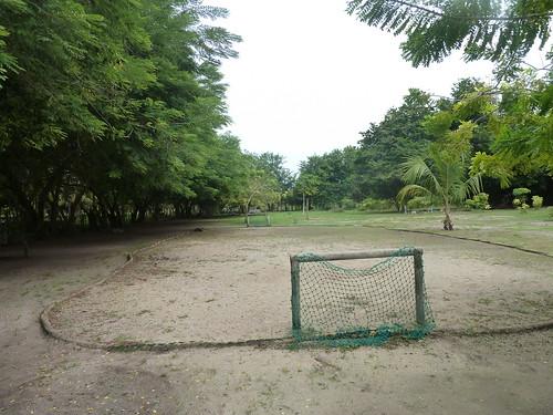Colombia | Islas del Rosario | Cancha