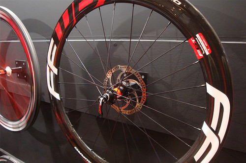 Fast Forward disc brake wheel