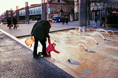 Photograph: [Untitled]; Bristol, December 2012. By Simon Holliday.