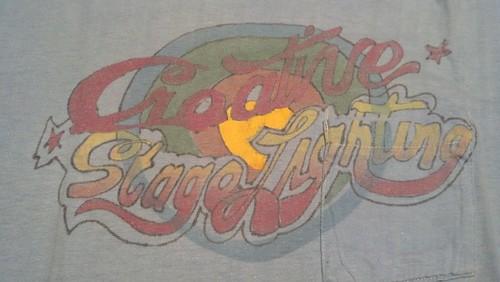 CSL T-shirt logo - 1977