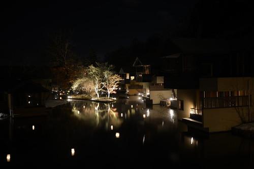 2013/01/10 星のや 軽井沢 〜谷の集落〜