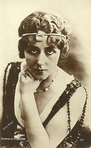 Gabrielle Robinne