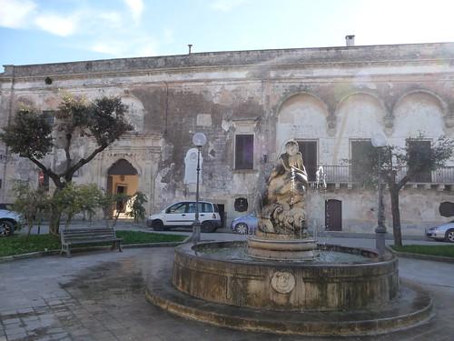 A wintery Palazzo Bacile di Castiglione