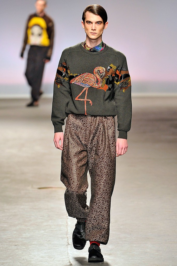FW13 London James Long016_Miles Berger(GQ)