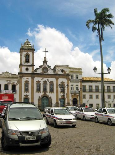 Pelourinho, Salvador (Bahia), Brasil