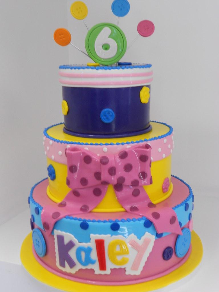 Peachy 6Th Birthday Cake 1517 Asweetdesign Info 818 363 982 Flickr Funny Birthday Cards Online Barepcheapnameinfo