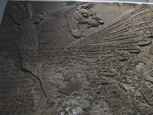 Rayones en cuneiforme