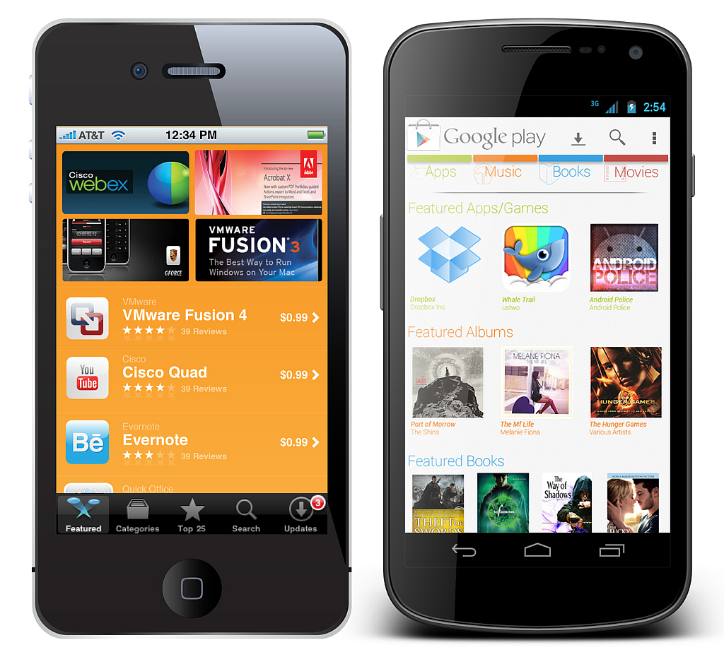 Google App Store For Iphone