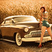 Carina & the Chevy (2011) by THE PIXELEYE // Dirk Behlau