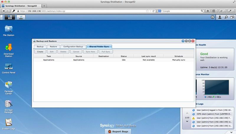 Shared Folder Sync - Step 6 (Done)
