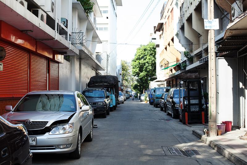 Банкок, Торговые центры Бангкока, Прогулка по Бангкоку