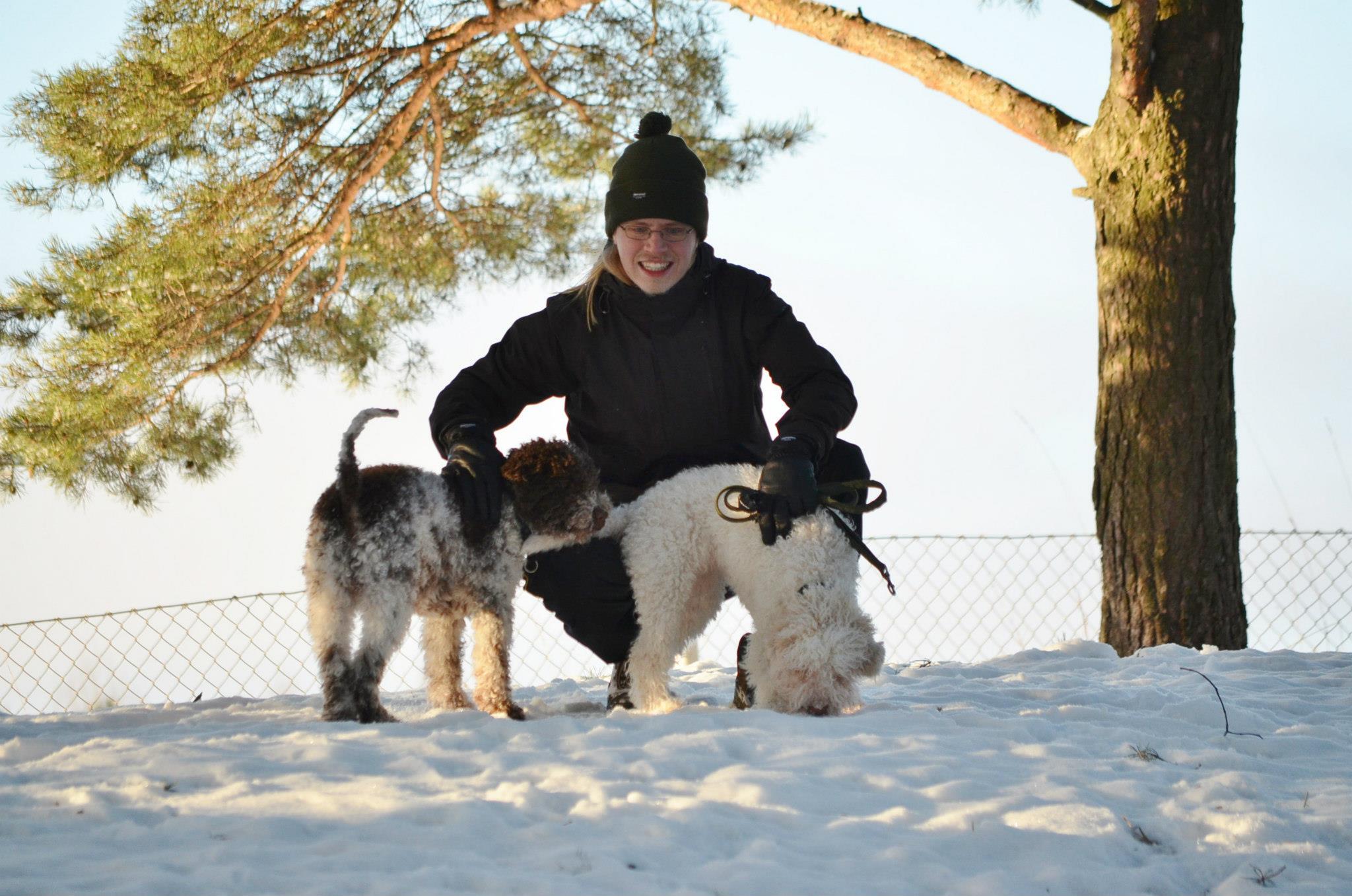 Antti, Osku ja Stella
