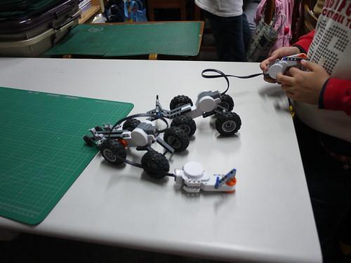 靜心國小機器人班