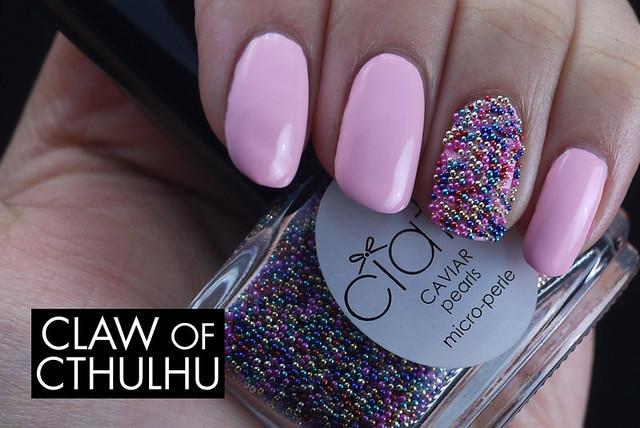 Ciaté Rainbow Caviar Swatch