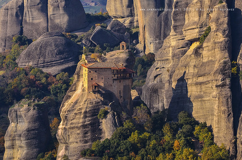 travel mountains nature landscape nikon rocks greece monastery meteora trikala kalabaka thessalia nikond7000 georgepapapostolou