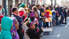 The 2013 Krewe of Harambee MLK Day Mardi Gras Parade