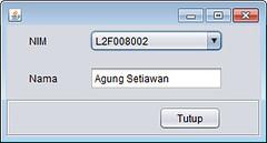 ss aplikasi
