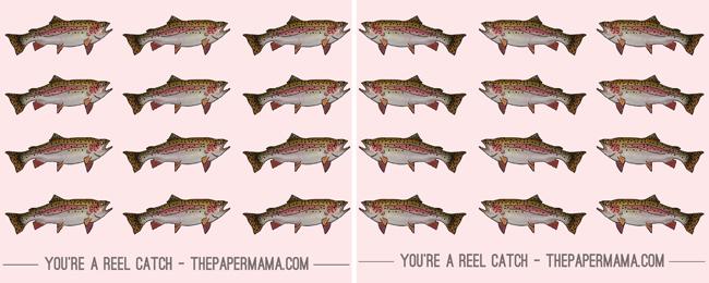 trout free printout
