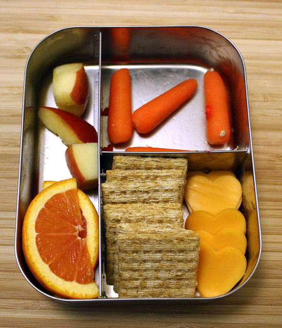 Preschool Bento #392: What came home