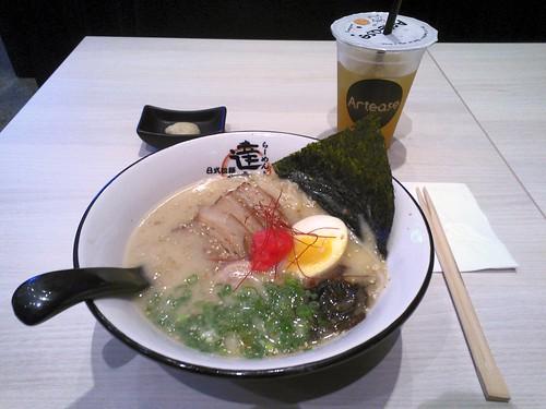 Tonkotsu Ramen Set