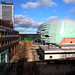 Leeds Arena Under Construction by Lee Collings Photography
