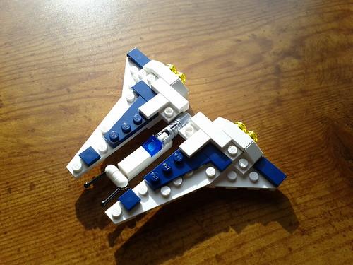 30241 Mandalorian Fighter