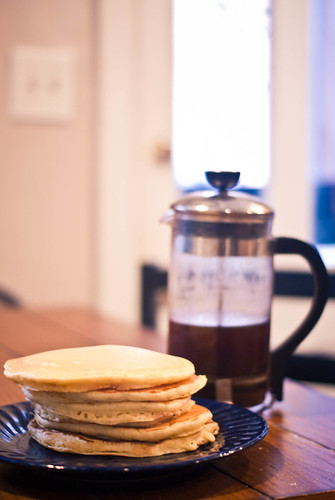 Pancakes & Coffee