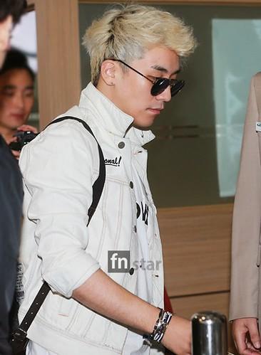 BIGBANG Gimpo to Jeju 2015-05-19 2015-05-19 18