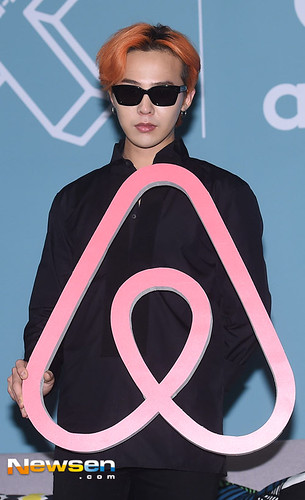 G-Dragon - Airbnb x G-Dragon - 20aug2015 - Newsen - 11