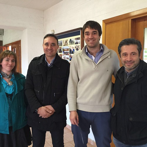 Encuentros productivos para la educación y el trabajo internacional en Uruguay