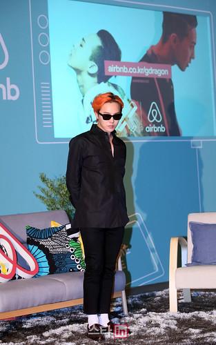 G-Dragon - Airbnb x G-Dragon - 20aug2015 - Star in - 13