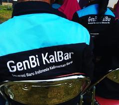GENBI KALBAR, generasi baru Indonesia Kalimantan Barat. Peresmian #mempawah #mangrove #park #komunitas.