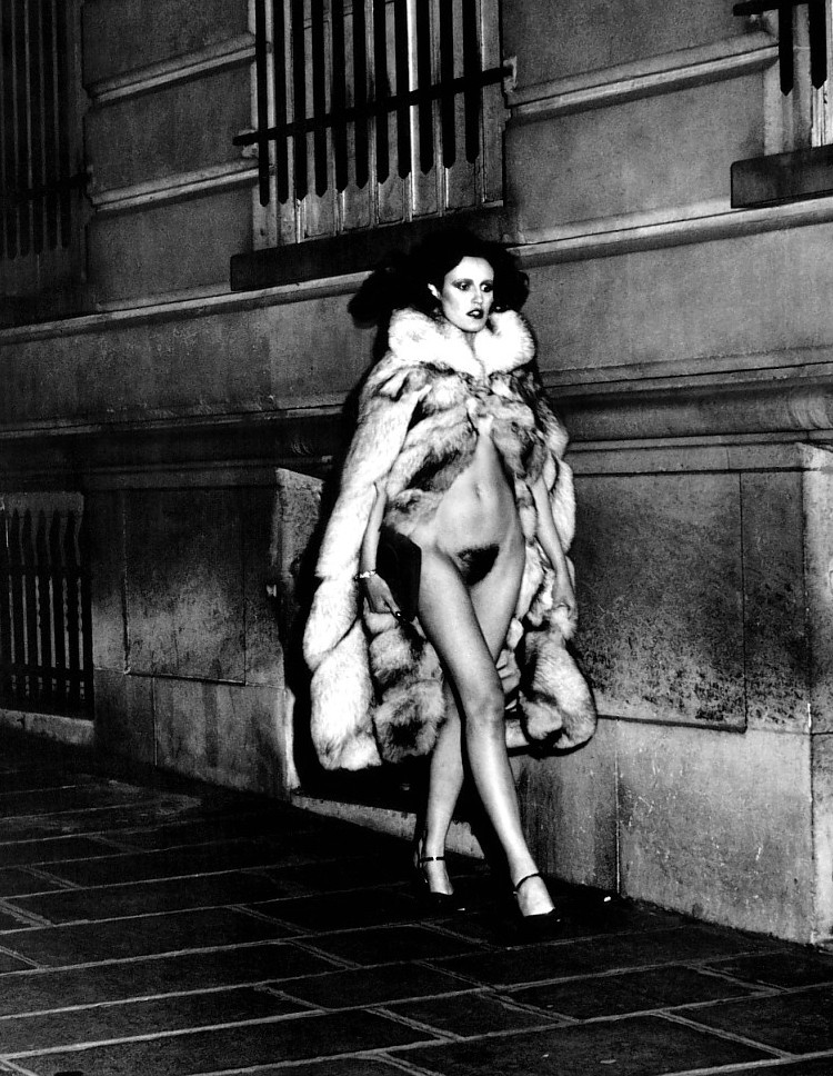 Helmut Newton Sex And Landscapes