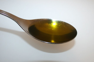 15 - Zutat Olivenöl / Ingredient olive oil