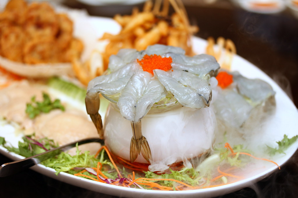 Mouth Restaurant: Desert Prawns