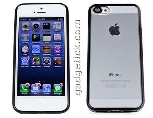 Как удалить фиолетовые блики на снимках iPhone 5?