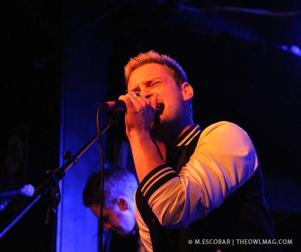 Strange Talk @ The Echo, LA 10/12/12