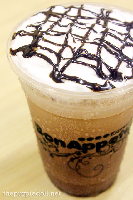 Chocolate Frappe P90 Medium P100 Large