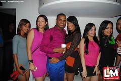 Dj blacky + HBD Yan Carlos Hernandez & strippeer @ Shakti Bar & Lounge