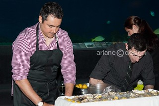 Oyster Vancouver at Toast to the Coast