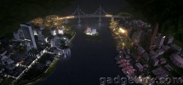 Трейлер SimCity 5