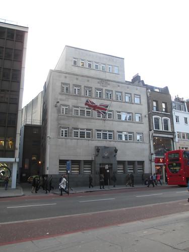 London October 2012