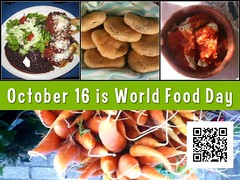 October 16 is World Food Day @FAOnews @FAOWFD
