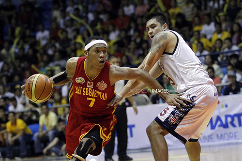 NCAA Season 88 Final Four: Letran Knights vs. San Sebastian Golden Stags, Oct. 15