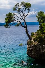 Brela Stone, Croatia
