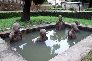 Slave Statues, Zanzibar